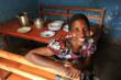 World Vision Micro loans are typically given to women, such as Jacqueline (above) in Rwanda, who do not have collateral or a credit history to secure a traditional loan.